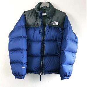 The North Face Men's Nuptse 700 Down Puffer Jacket